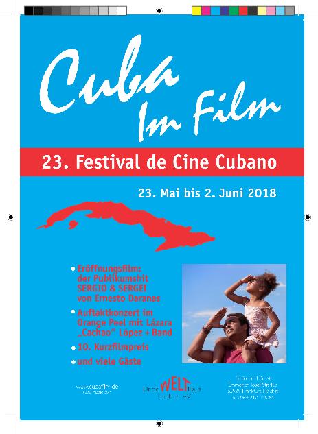 Cuba im Film - festival del cine cubano